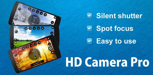 HD Camera Pro v2.3.0