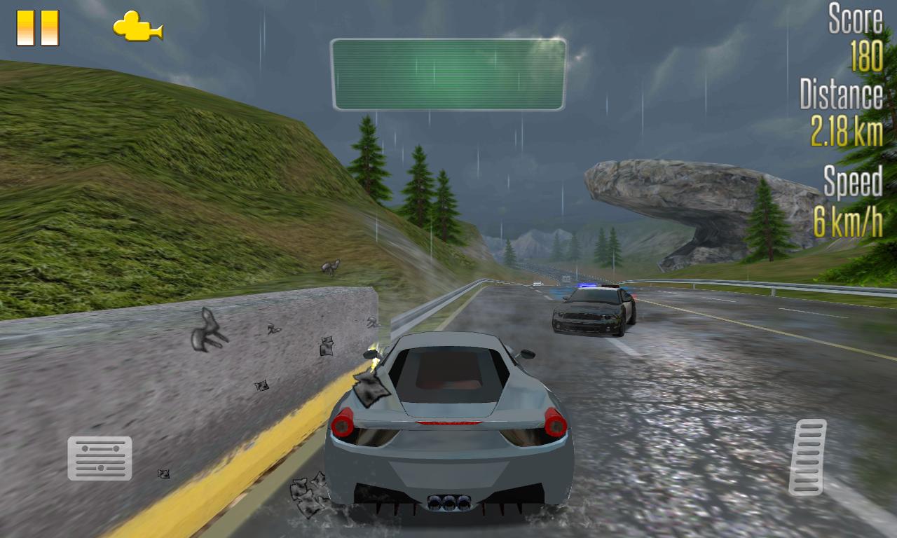 Highway Racer vs Police Cars v1.15 + data