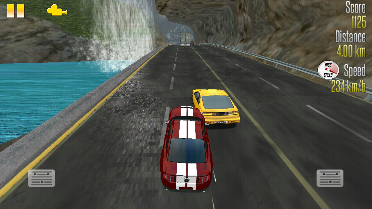 Highway Racer vs Police Cars v1.15 + data