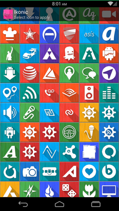 Ikonic 2.0 – Icon Pack v2.02