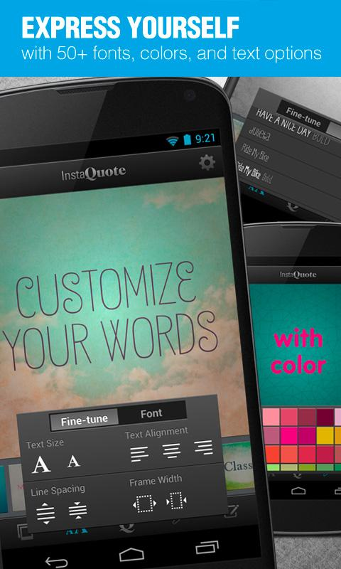 InstaQuote: add text to photos v1.2.7
