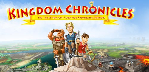 بازی جدید Kingdom Chronicles HD Free برای اندروید