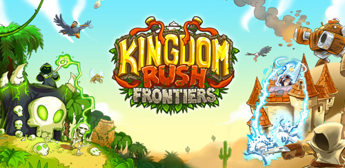 Kingdom Rush Frontiers v3.2.20 + data