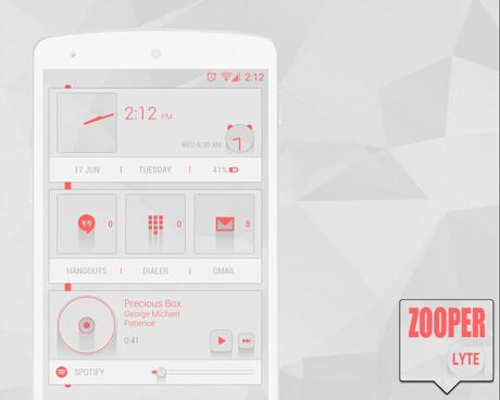 LYTE – Zooper Theme v1.10