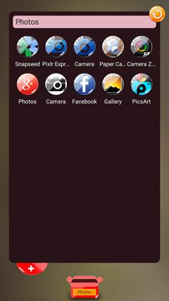 Lenses Icon Pack Theme v1.0.0