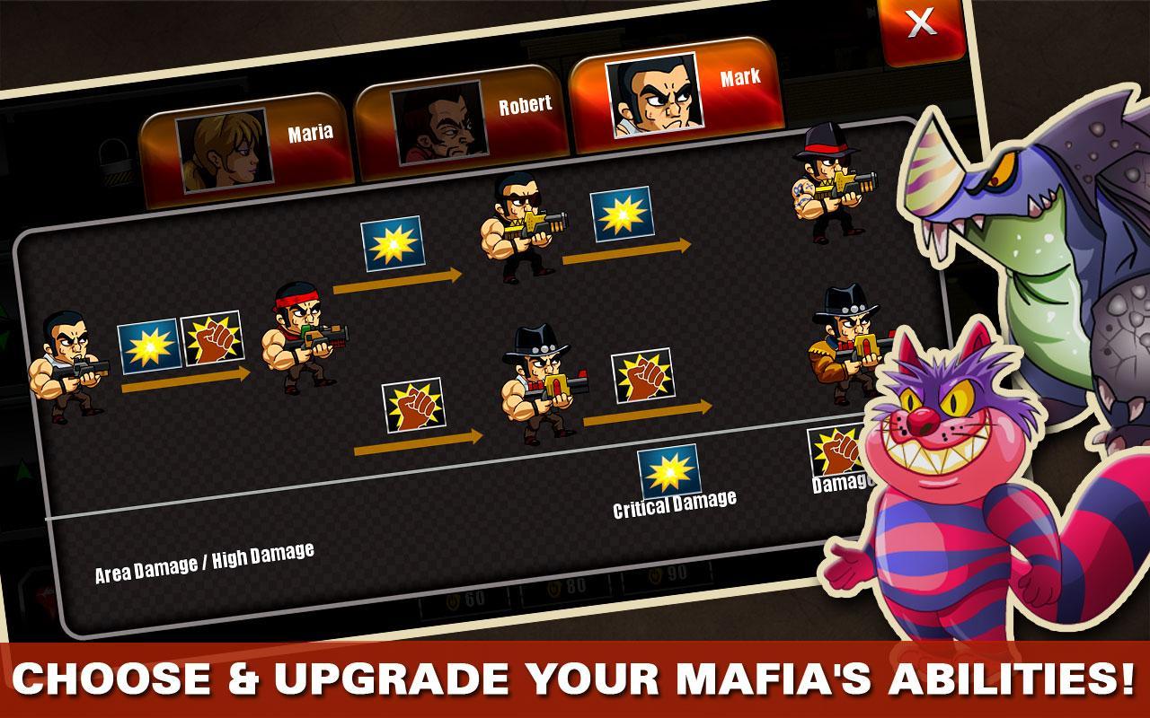 Mafia Vs Monsters v1.4