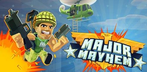Major Mayhem v1.1.3 – Unlimited