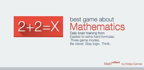 Math-Effect