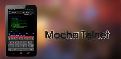 Mocha-Telnet
