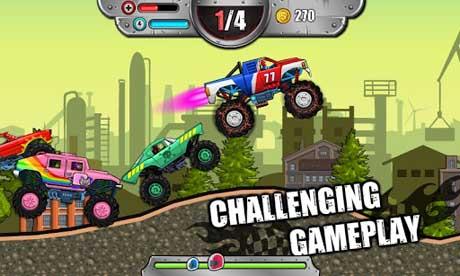 Monster Wheels: Kings of Crash v1.1
