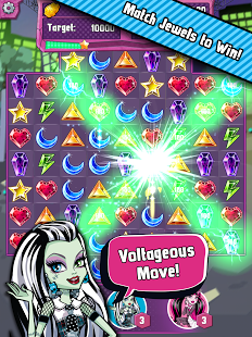 Monster High Ghouls and Jewels v2.0 + data