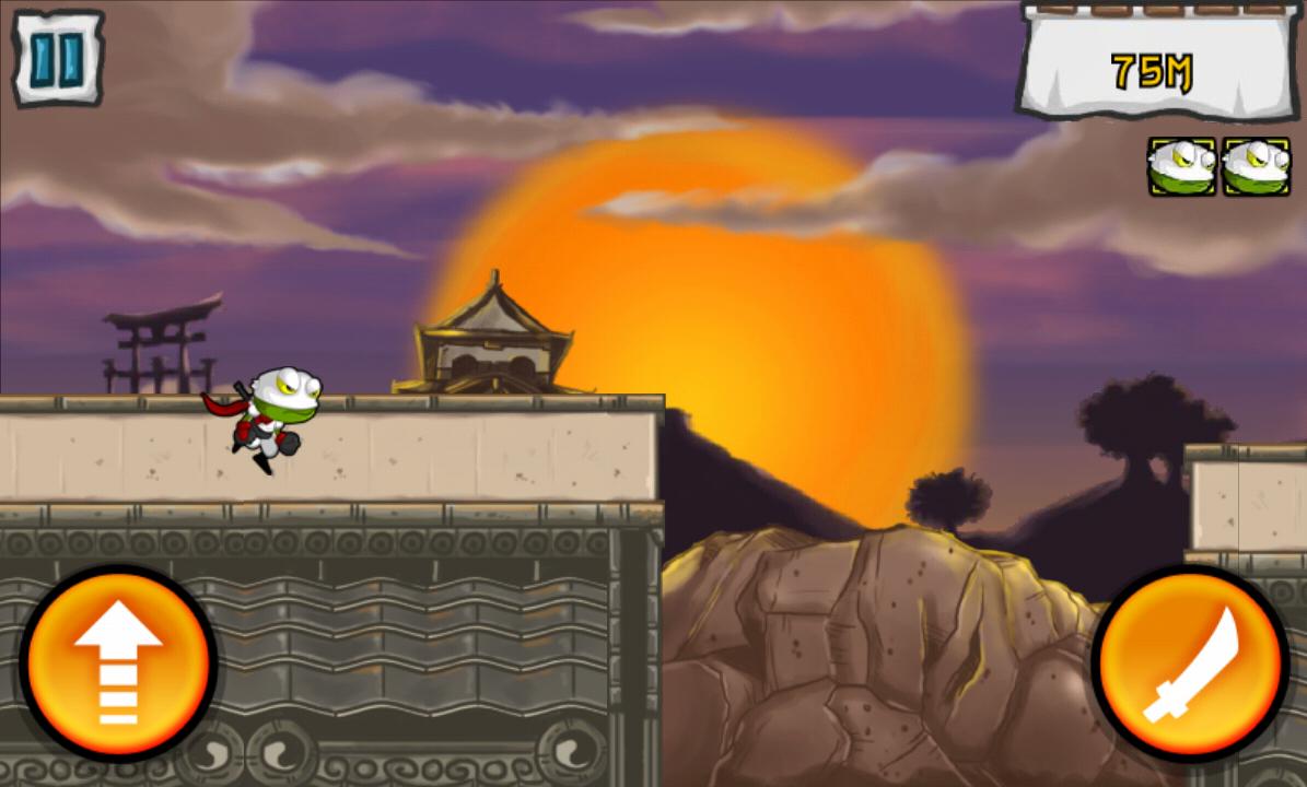 Ninja Frog Run v1.0.1 – Unlimited