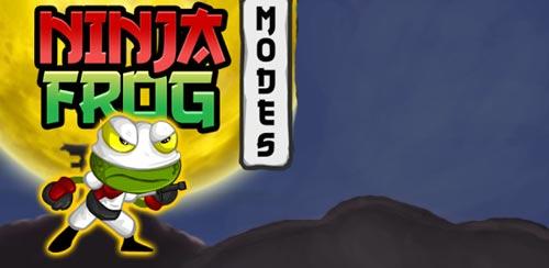 Ninja-Frog-Run
