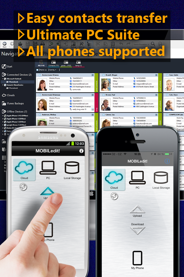 Phone Copier – MOBILedit v4.1.5-22727