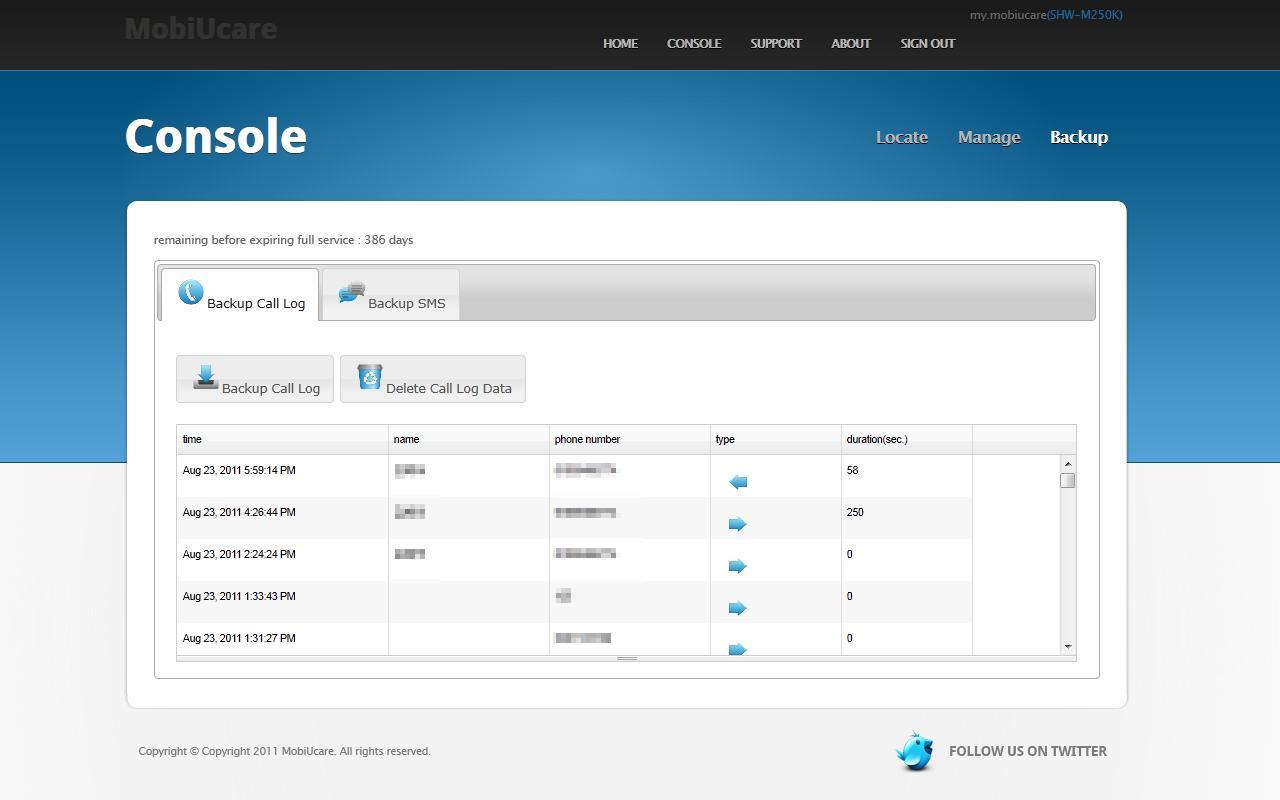 Phone Locator PRO – MobiUcare v58