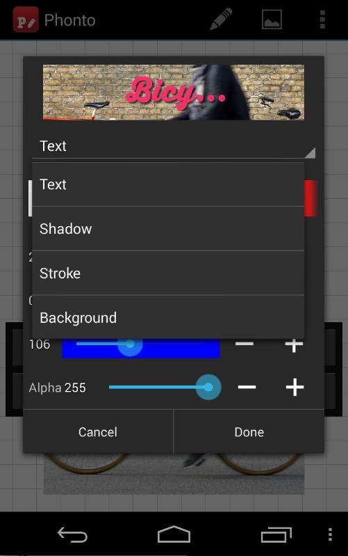 Phonto – Text on Photos v1.7.14
