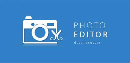 دانلود نرم افزار اندروید Photo Editor FULL v1.4.11