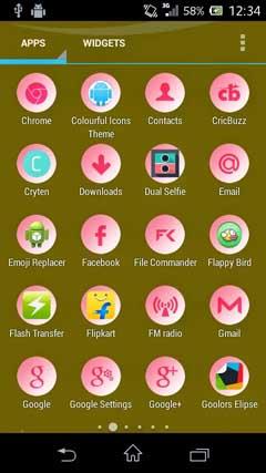 Pink Glow Theme v1.0