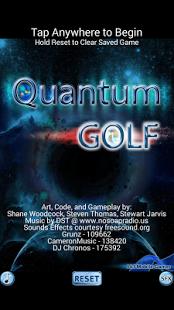 Quantum Golf v1.0