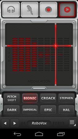 RoboVox Voice Changer Pro v1.8.4