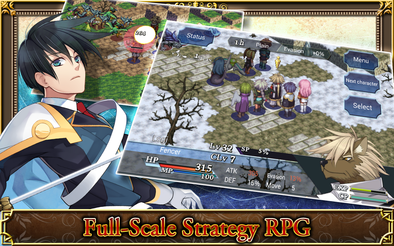 SRPG Legend of Ixtona v1.1.0g