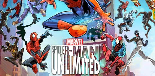 MARVEL Spider-Man Unlimited v4.4.1e
