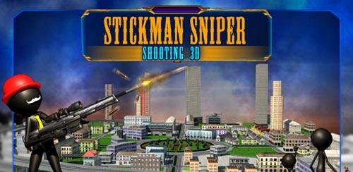 Stickman Sniper Shooting 3D v1.0