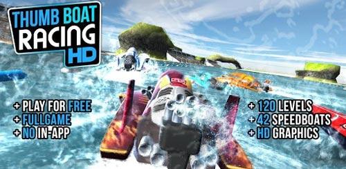 Thumb Boat Racing v1.0.2
