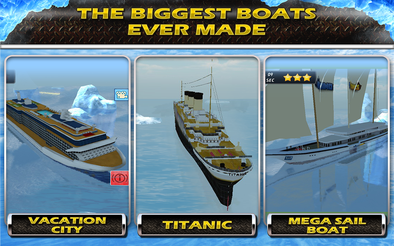 Titanic Escape Crash Parking v1.01 – Unlocked