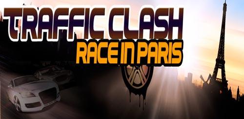 Traffic-Clash-Race-In-Paris