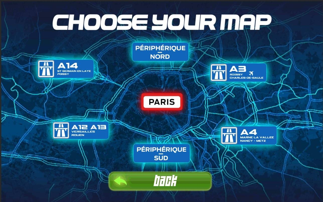 Traffic Clash: race in Paris v1.03