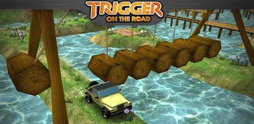بازی رانندگی ماجراجویی Trigger On The Road