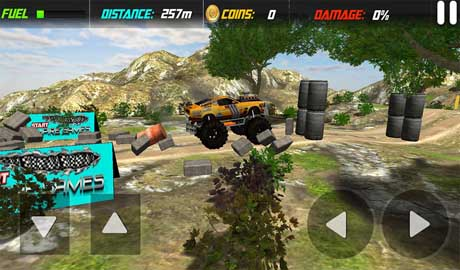 Truck On The Run v1.2 – Unlimited