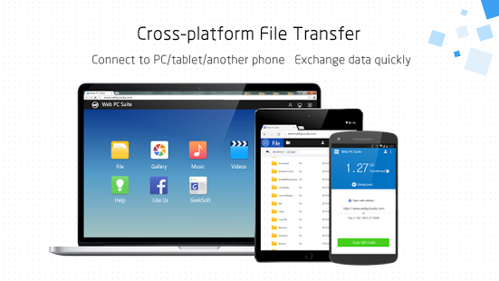 Web PC Suite – File Transfer v3.0.0