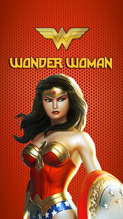 Wonder Woman Frames v1.0