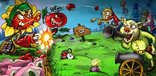 Zombie-Harvest