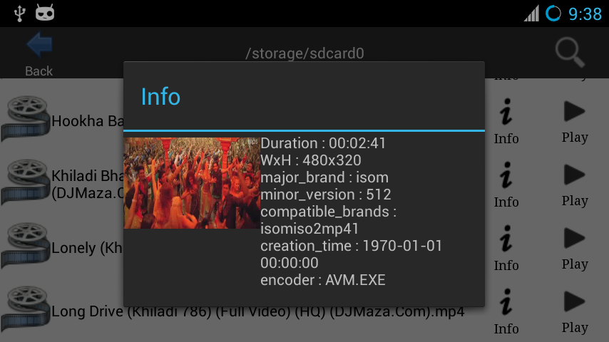 Avplayer For Android v2