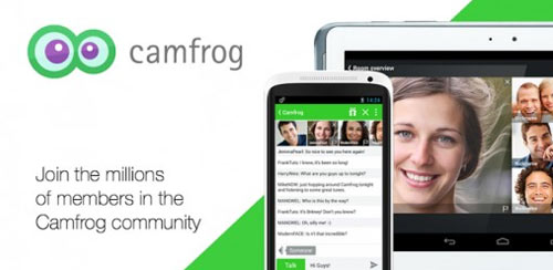 Camfrog – Group Video Chat v5.2.5214