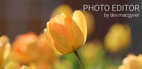 Photo Editor v3.3.1