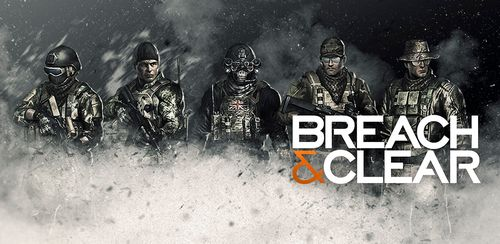 Breach and Clear – GameClub v2.4.168 + data