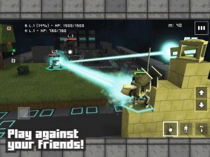 تصویر محیط Block Fortress: War v1.00.15.3 + data