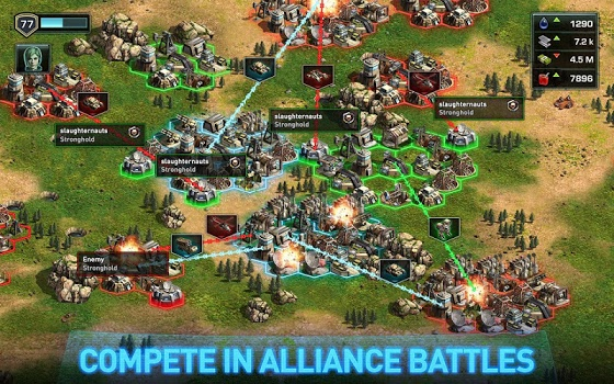 War of Nations: PvP Domination v4.9.1