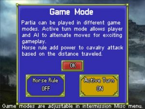 تصویر محیط Partia 2 v1.1.2