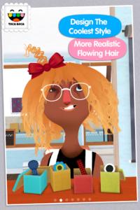 تصویر محیط Toca Hair Salon 2 v1.0.7-play