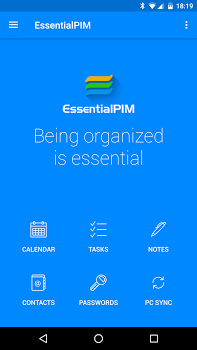 EssentialPIM Pro v5.6.1 build 5074