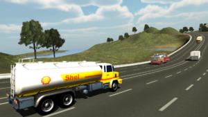 تصویر محیط Truck Simulator 2014 Free v1.5