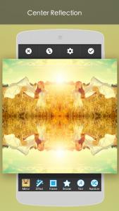 تصویر محیط Insta Mirror: Mirror Photo v1.11