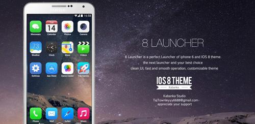 8-Launcher