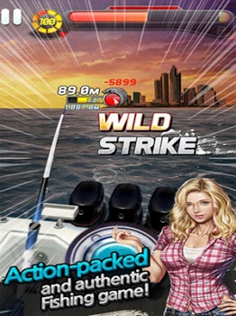 Ace Fishing: Wild Catch v3.1.4