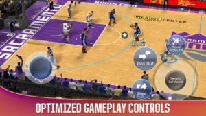 تصویر محیط NBA 2K20 v78.0.1 + data